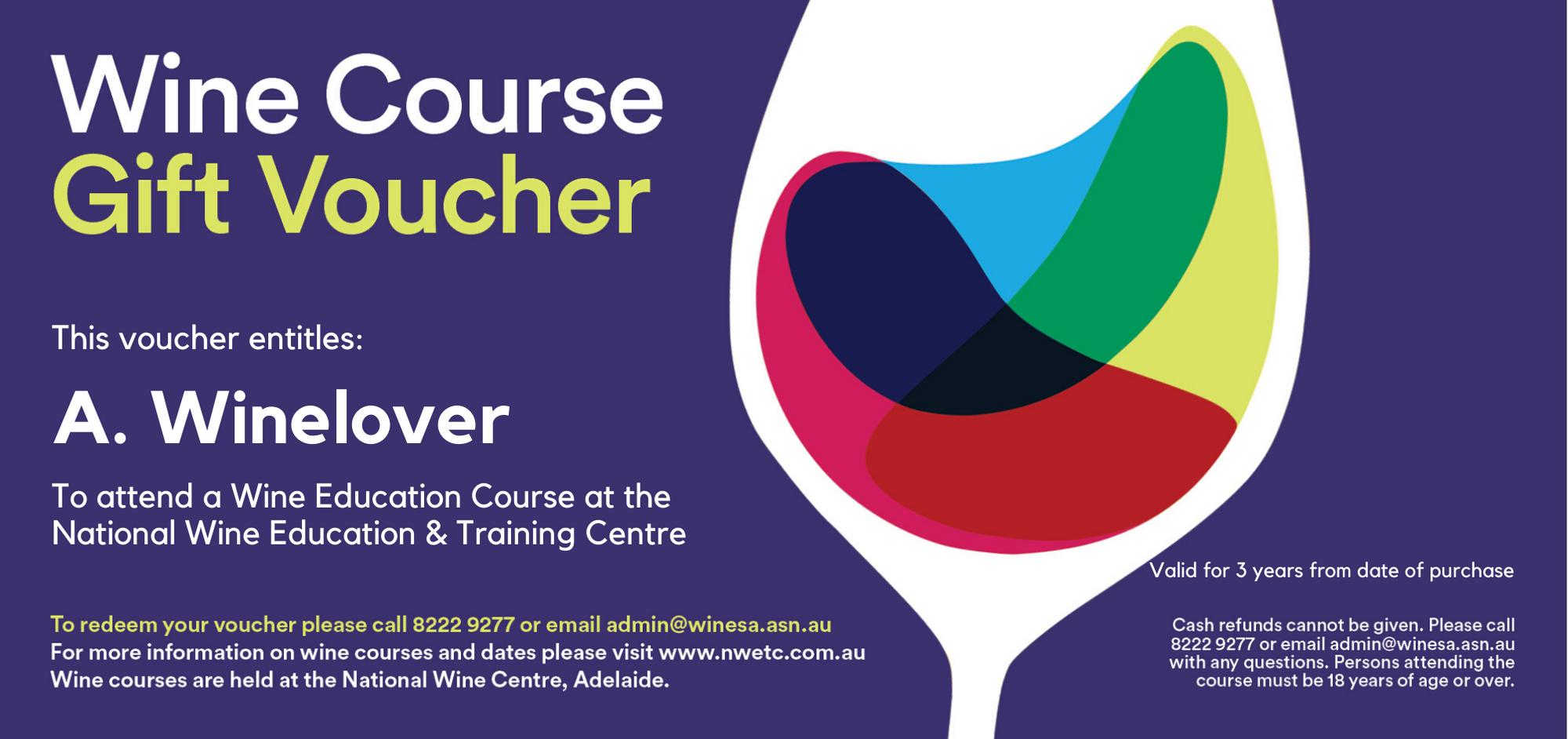 Master Wine Voucher